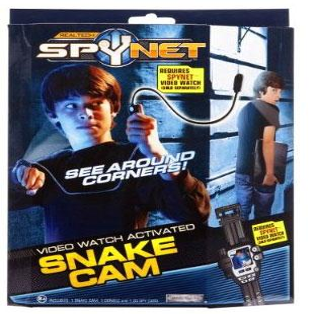 0665123f279974 Jakks Pacific - Spy Net Snake Cam (Video Watch Attachment) - Walmart.com