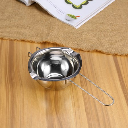 YLSHRF Butter Melting Pot, Chocolate Melting Pan,Stainless Steel Chocolate Butter Milk Melting Pot Pan Kitchen Cookware Tool