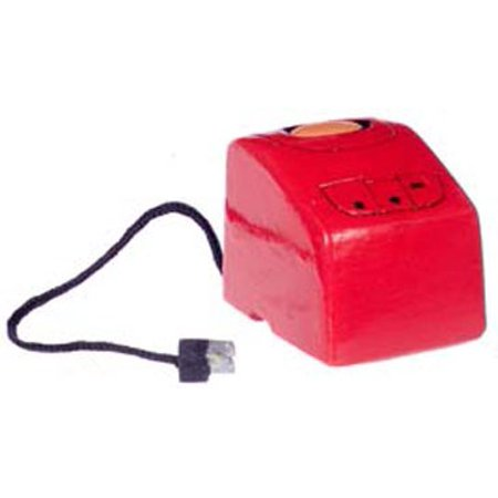 Dollhouse Bread Making Machine Red