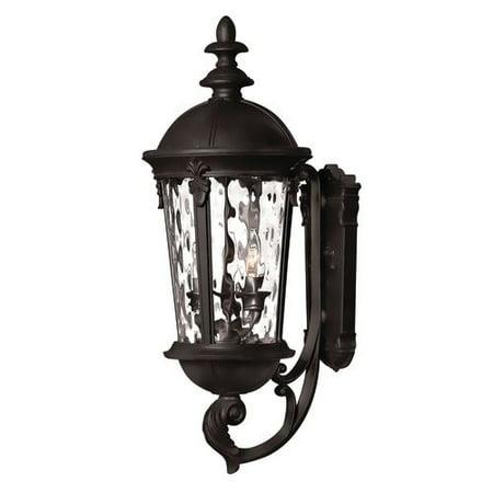 Hinkley Lighting 1894 Led 1 Light 25 5  Height Led Outdoor Lantern Wall Sconce F