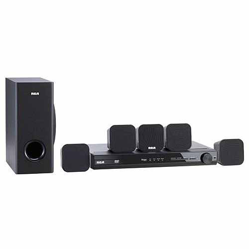 RCA RBRTD3136 Factory Refurbished Home Theater System