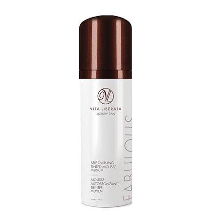 Vita Liberata Fabulous Self Tanning Tinted Mousse 3.38 fl oz / 100 ml