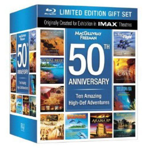 MacGillivray Freeman: 50th Anniversary Gift Set (Limited Edition) (Blu-ray) (Widescreen)