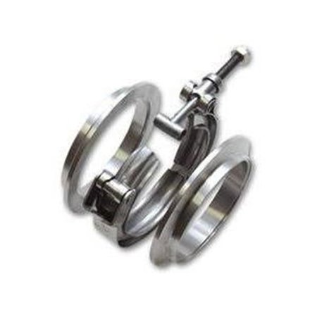 Stainless Steel V-Band Flange Assembly