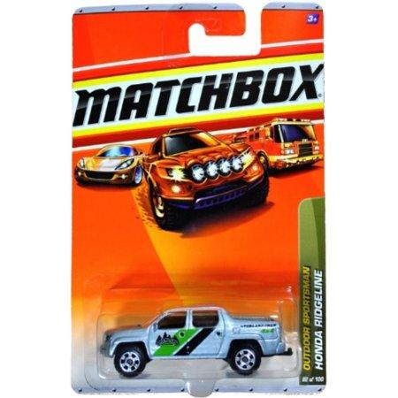 Matchbox 2010 Honda Ridgeline \
