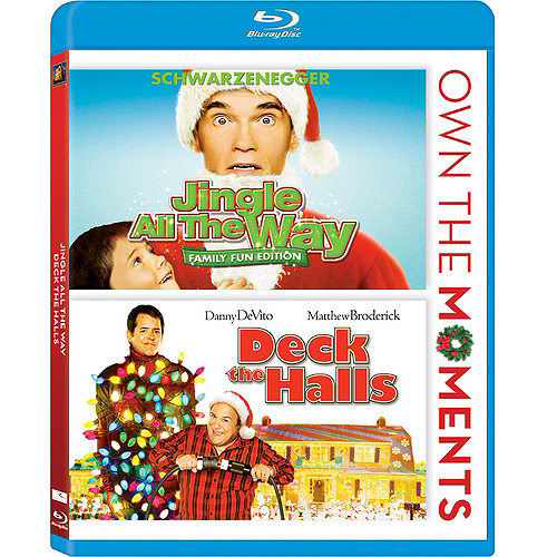 Jingle All The Way / Deck The Halls (Blu-ray) (Widescreen)