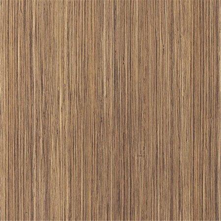 Doellken ET8701E5 1520 0.94 in. x 0.018 & 600 ft. Edgebanding to Match Textured Wood, (Zebrano Dome)