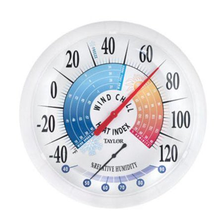Taylor 6751 Large Dial Thermometer, (Large Thermometer)
