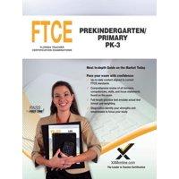 FTCE Prekindergarten/Primary Pk-3 (Paperback)