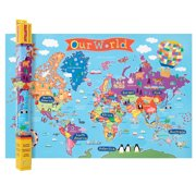 World maps world map for kids gumiabroncs Choice Image