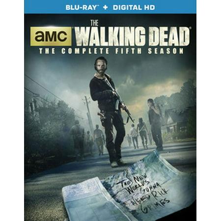 The Walking Dead: The Complete Fifth Season (Blu-ray)](Animated Walking Dead)
