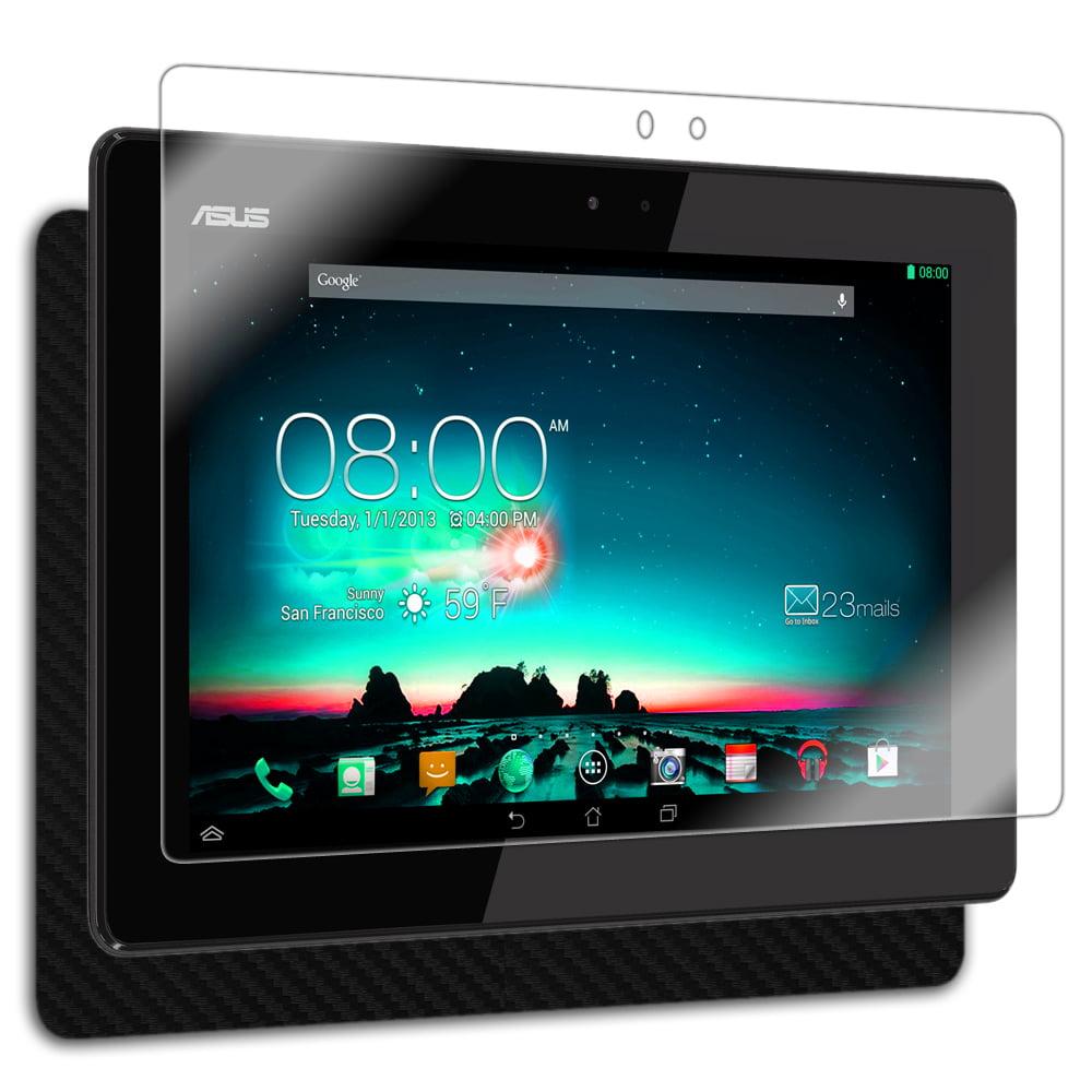 Skinomi Brushed Steel Skin+Screen Guard for ASUS Padfone Infinity Phone+Tablet