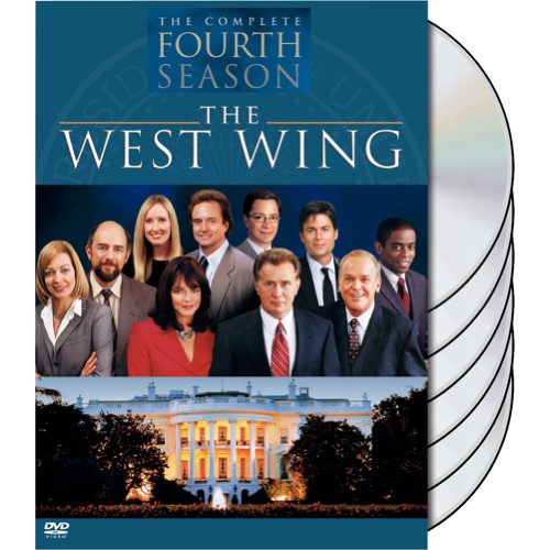 The West Wing: The Complete Fourth Season (Widescreen)