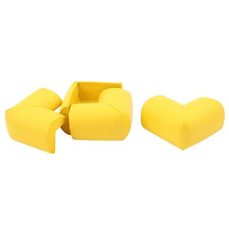 Furniture Table Corner Guard Soft Foam Cushion Desk Protectors Bumpers