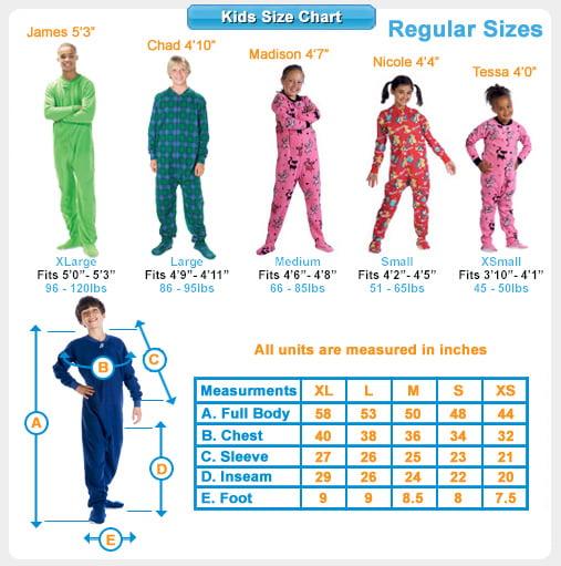 us kids size 8