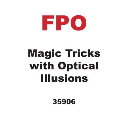 Magic Tricks with Optical Illusions (Halloween Magic Illusions)