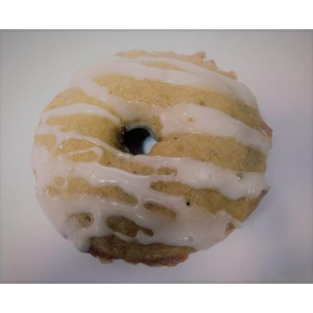 (3 Pack) Acornios Pumpkin and Cream Cheese Swirl - 3 Donuts