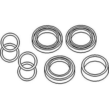 251316 New Hydraulic Cylinder Seal Kit Made For Ford New