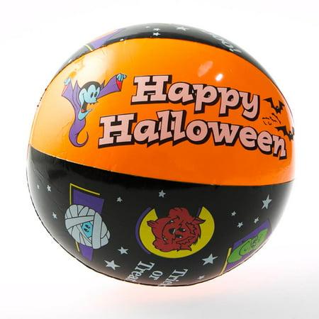 Halloween Beach Ball - Halloween Beach Balls