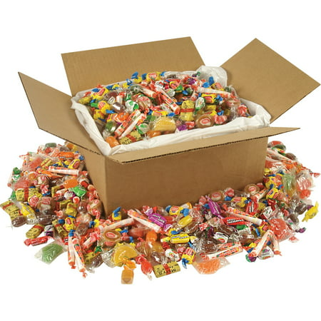 Office Snax, All Tyme Assorted Bulk Candy Mix, 10 Lb - Vuvuzela Bulk