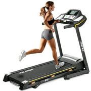 Best Manual Treadmills - Merax 818 Folding Electric Treadmill Motorized Running Machine Review