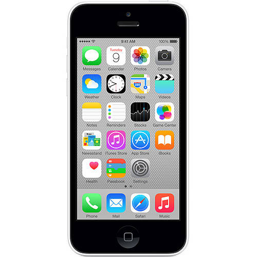 walmart iphone 5c apple iphone 5c 8gb refurbished verizon locked walmart 13272