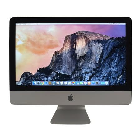 Apple iMac MD093LL/A 2012 i5-3330S 2.7GHz 8GB RAM 1TB HDD 21.5