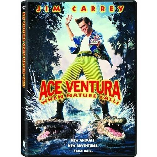 Ace Ventura: When Nature Calls (DVD) by Koch International