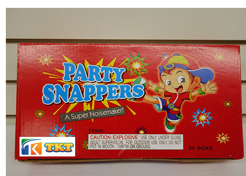 5000 Party Snaps Loud Bang Noise Fun Play 4th July Entertainment Kids Snappers