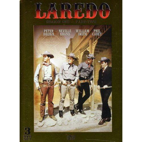 Laredo: Season One - Part Two