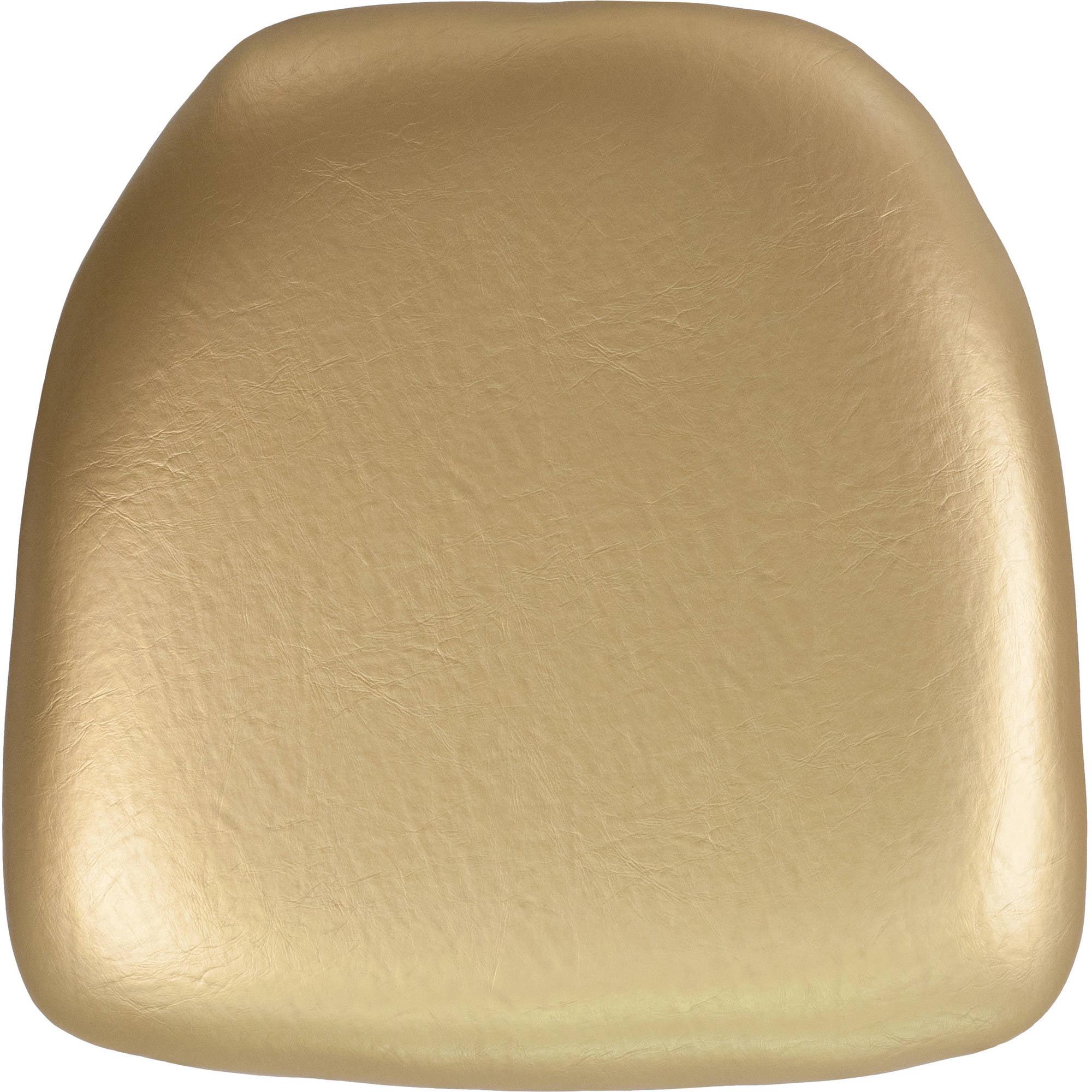 Flash Furniture 20pk Hard Vinyl Chiavari Chair Cushion, Multiple Colors