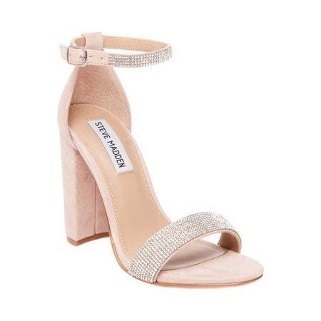 0e73b07c462 Steve Madden - Steve Madden Women s Carrson Ankle Strap Sandal - Walmart.com
