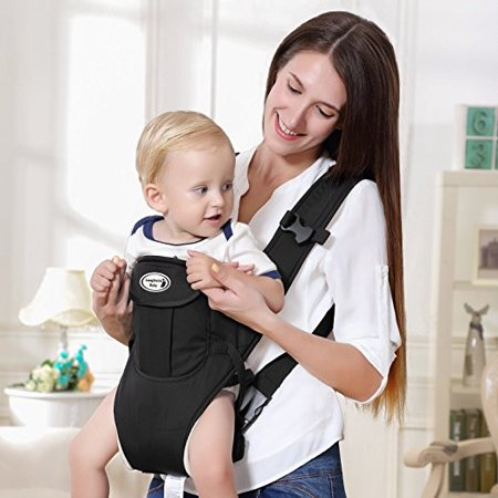 Langforth Baby Carrier Doll Baby Wrap Carrier Front Back Soft