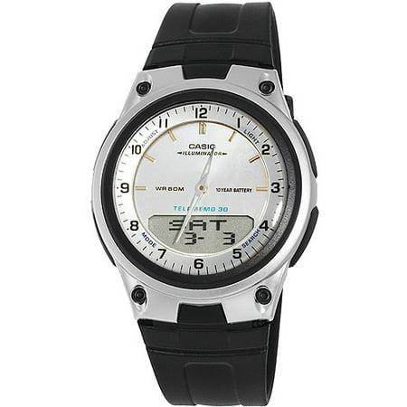 Men's World Time Databank Watch