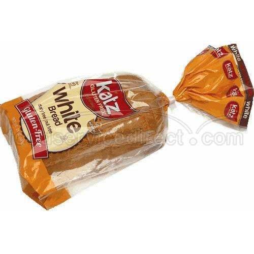 Katz Gluten Free White Bread 21 Oz (Pack of 6) by Katz Gluten Free