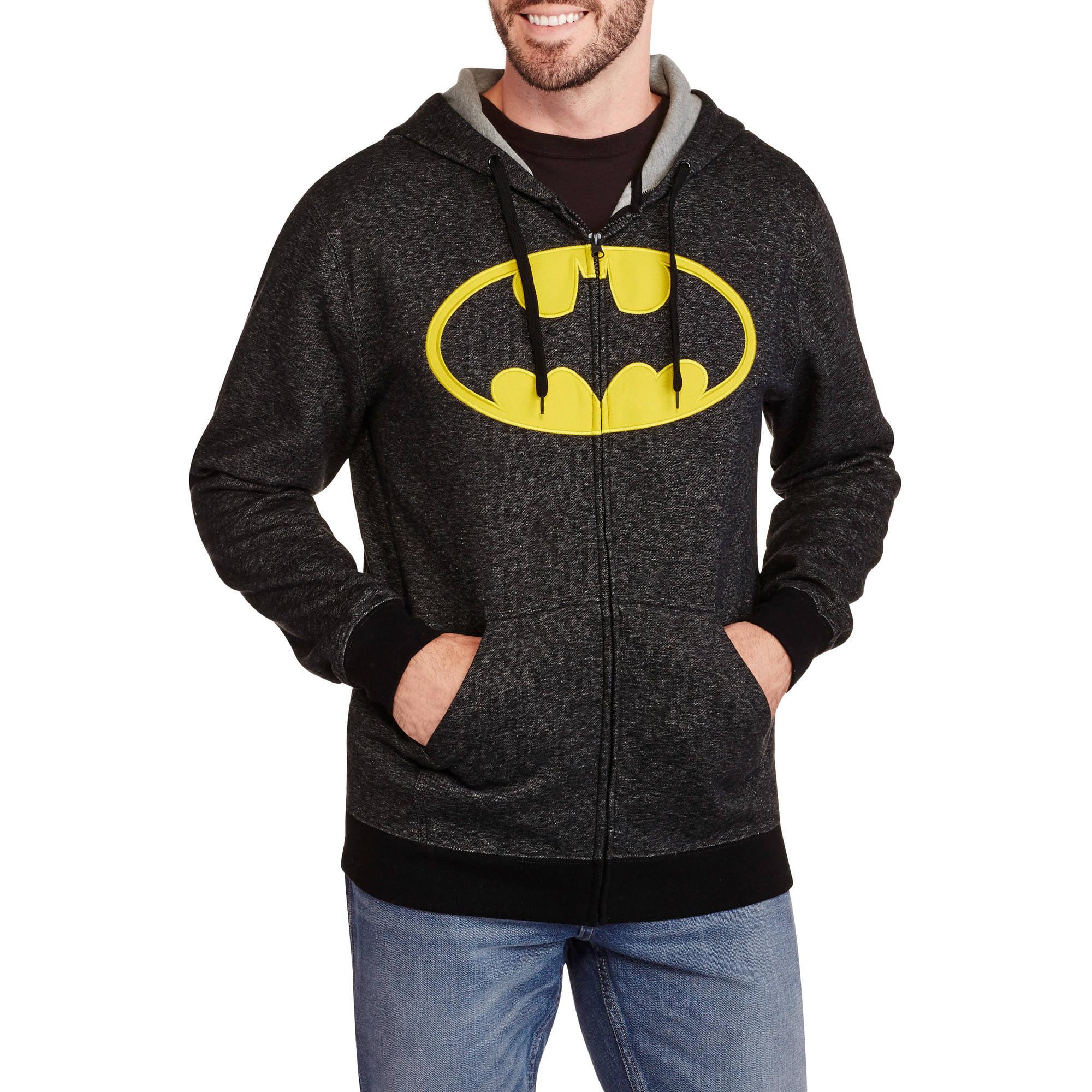 Batman zip hoodie