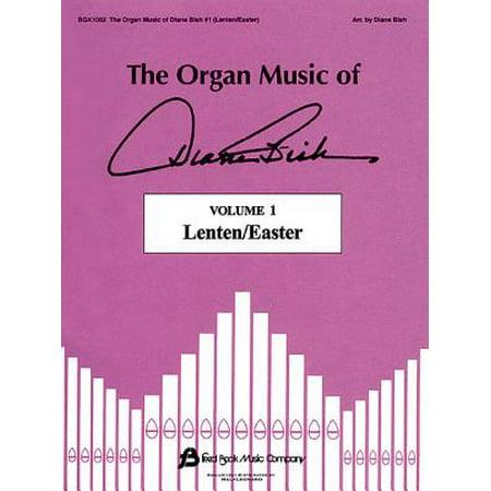 The Organ Music of Diane Bish - Lenten/Easter, Volume 1 : (Diane Bish Organ)