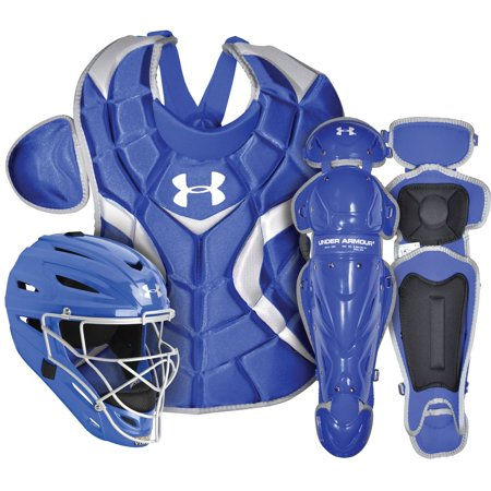 Under Armour Victory Youth Catchers Gear Kit Uack2 Yvs Royal
