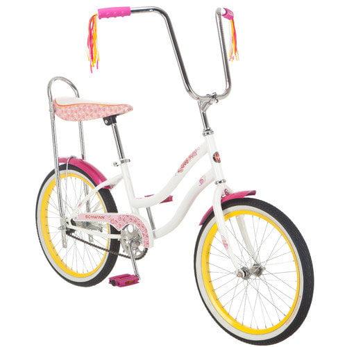 20 Girl S Schwinn Spirit Kids Bike White Walmart Com