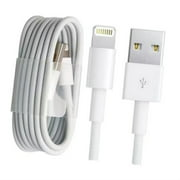 Apple iPhone Data Lightning Cable 2 pack for iPhone 5 / 5C / 5S / SE / 6 / 6S / 7 / 7 plus