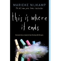 This Is Where It Ends (Paperback)