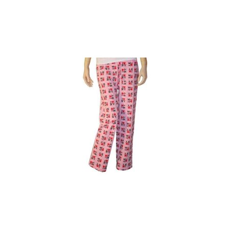 Quality Pink Heart Printed Pants Excellent In