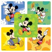 Disney Mickey Mouse Stickers - Party Favors - 75 per Pack