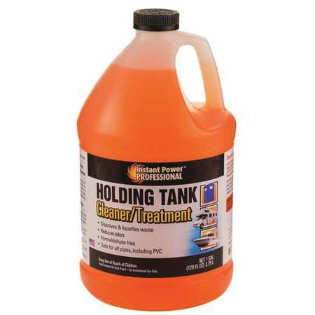 Holding Tank Cleaner/Treatment,1 gal. INSTANT POWER 8871