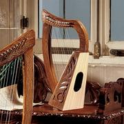 Design Toscano Celtic Rosewood Tara Harp