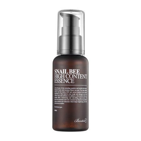 Benton Snail Bee High Content Essence, 2.03 Fl Oz (Benton Snail Bee High Content Skin Review)