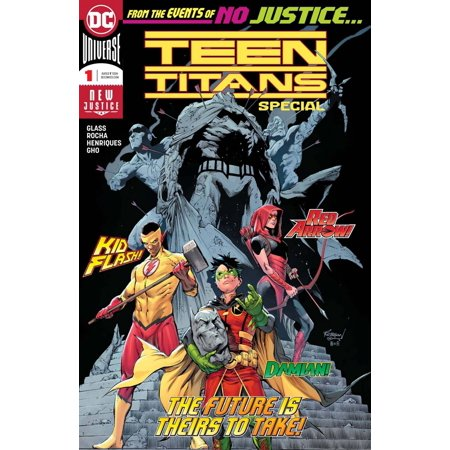 DC Teen Titans #1 Special (Red X Teen Titans)