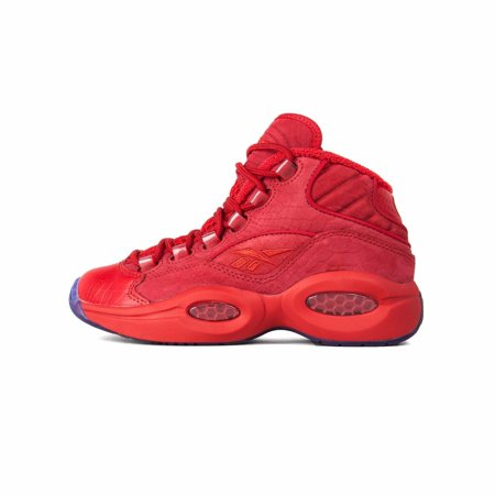 Womens Reebok Question Mid Teyana Taylor Primal Red Ice BD4487