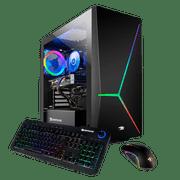 Best iBUYPOWER Gaming Pc Desktops - iBUYPOWER SLATE9050W - Gaming Desktop PC - Intel Review