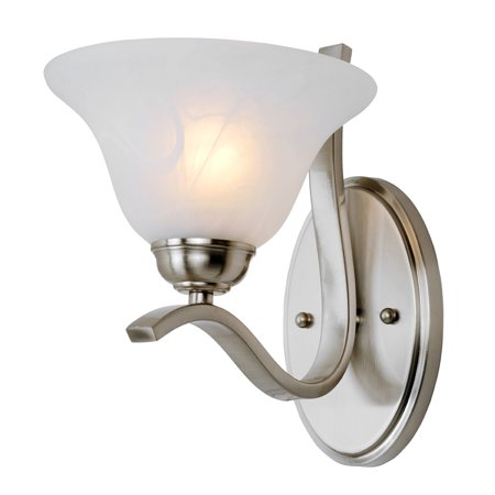 bel air lighting cb 2825 bn 10 brushed nickel pine arch wall sconce